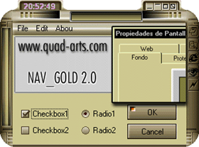 Nav Gold 2