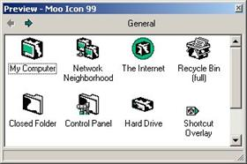 Moo Icon 99
