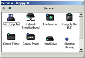 Izappy-D