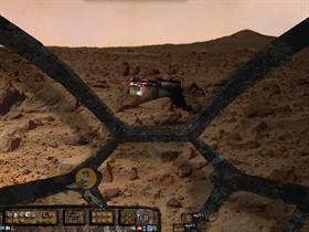 Derelict Desktop Mars