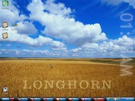 Simple Longhorn