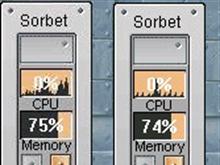 Sorbet Control bar