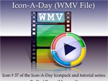 Icon-A-Day #37 (WMV File)