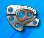 DX2 SilverIce MP3 Player