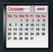 P90 Calendar