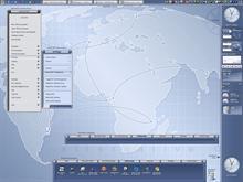 Pixxy (Horizontal Startbar Top of Screen)