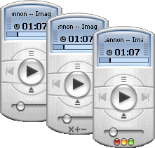 Aqua Media Player