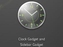 Credo Sidebar Clock