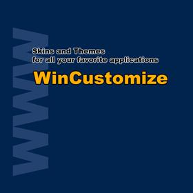 Wincustomize Blue