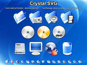 Crystal SVG