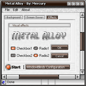 Metal Alloy