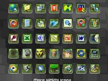 More H2S04 Icons