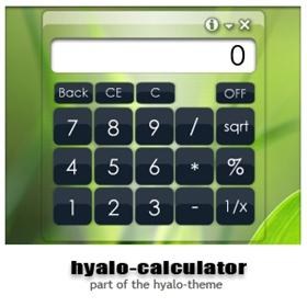 Hyalo-Calculator