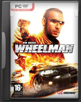 Wheelman Game Icon