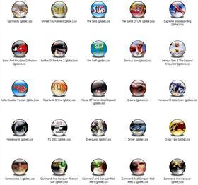 Games 6 (Globe)