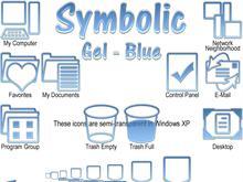 Symbolic - Gel Blue (part 2)