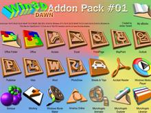 Win3D Dawn Addon 01
