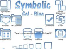 Symbolic - Gel Blue XP