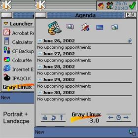 Gray Linux 3