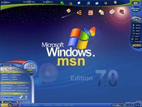 MSN 7.0 (1280X1024)