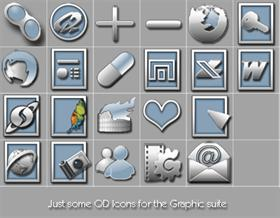 Graphic OD Icons