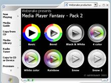 Media Player Fantasy Pack 2
