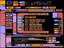 USS Prometheous LCARS