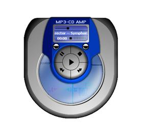 Mp3 Cd amp