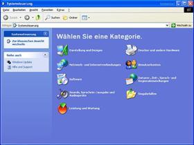 XP Control Panel