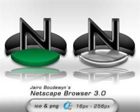 Netscape Browser 3.0