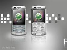 Sony Ericsson P990i Icons