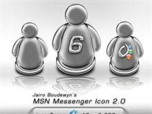 MSN Messenger Icon 2.0