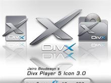 Divx Player 5.0 Icon 3.0