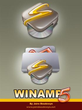 Winamp icons 2.0