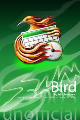 SunBIRD 2005 Icons