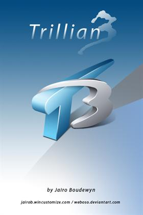 Trillian 3 Icons