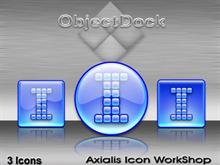 Icon WorkShop (Crystalized Pack)