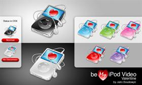 Be my Ipod Video Valentine