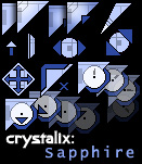 Crystalix: Sapphire