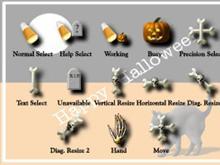 Halloween Cursors