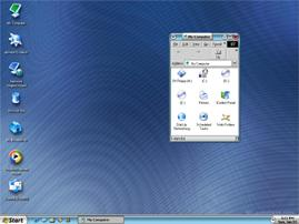 LightBlue Desktop
