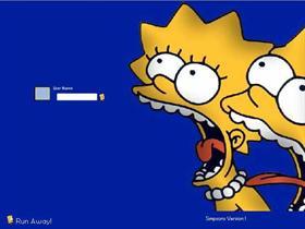 Simpsons Ahh