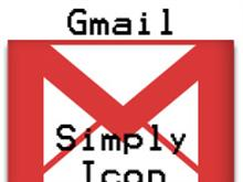 Gmail Simply Icon