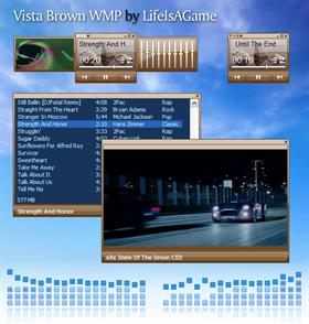 Vista Brown WMP