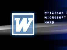 Wytzeaaa BlueLazor Microsoft Word Icon