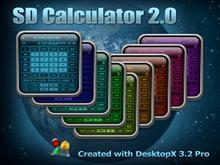 SD Calculator 2.0