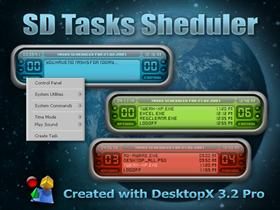 SD Tasks Scheduler