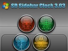SD Sidebar Clock 3.03