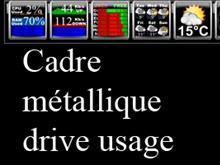 Cadre drive usage