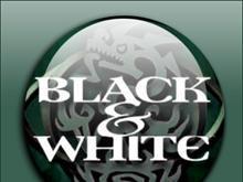Black and White Creature Isle